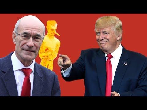 Fake news awards : les Bobards d'Or repris par Donald Trump !