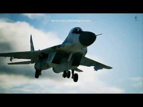 Ace Combat 7: Mission 5