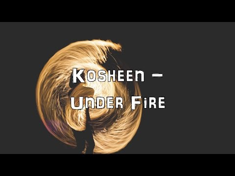 Kosheen - Under Fire [Acoustic Cover.Lyrics.Karaoke]