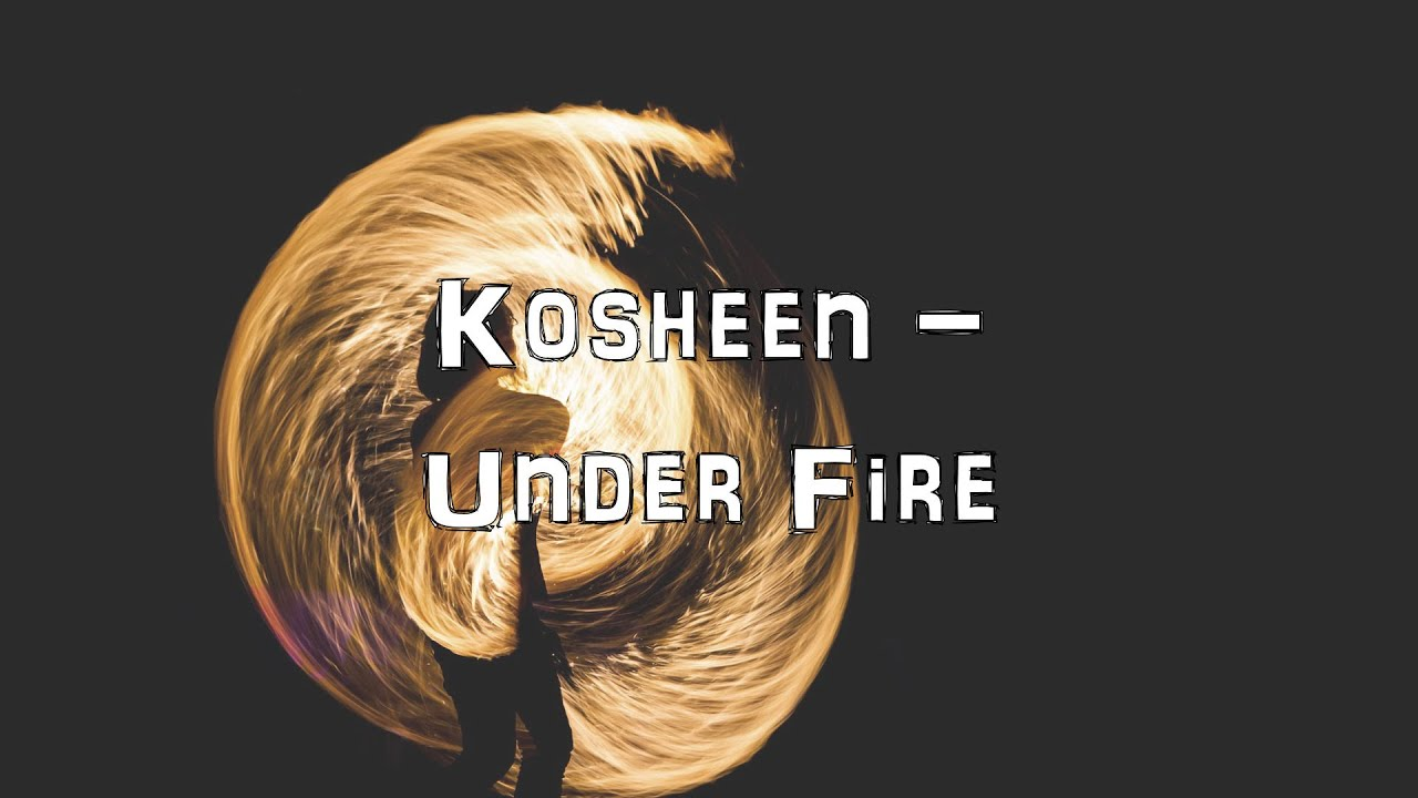 Kosheen under fire (craspore remix) youtube.