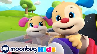 Laugh and Learn with Fisher Price - Picnic Surprise! | Educational Cartoons for Kids | Moonbug Kids