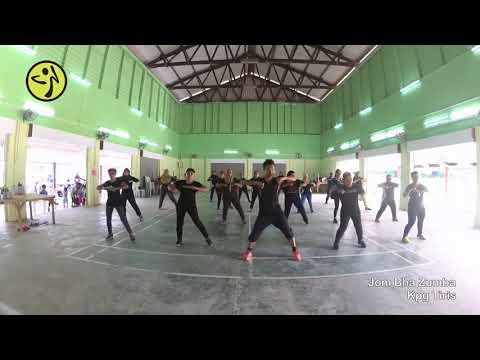 Zumba Fitness - Nakal Nakal Nakal ( Ayda Jebat )