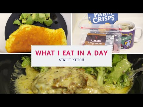 what-i-eat-in-a-day- -strict-keto- -jackie1113