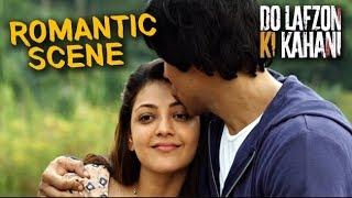 Randeeep Hooda and Kajal Aggarwal's Romantic Scene | Do Lafzon Ki Kahani | HD