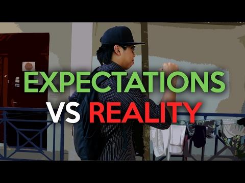 Expectation vs Reality of IIUM