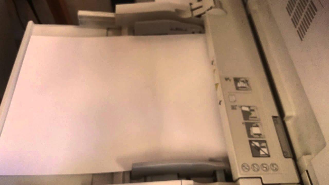 Xerox billing meter