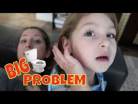 WE HAVE A MAJOR PROBLEM || POTTY TRAINING REGRESSION || LIFE WITH JACKIE FAMILY VLOGS