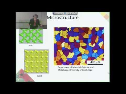 Metal and ceramic biomaterials