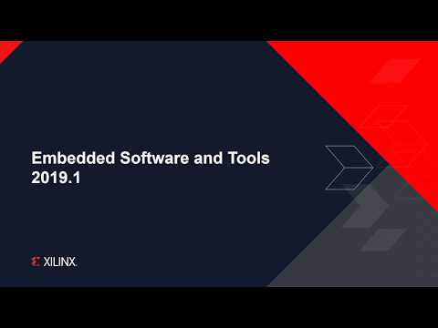 What's New In Embedded Software And Tools 2019.1