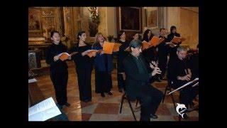 """Andrea Gabrieli: Missa """"Quando Lieta Sperai""""(1572)- Gloria -Ensemble CANTIMBANCO"""