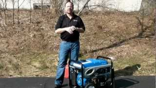 Westinghouse - How to Start Your Westinghouse Portable Generator Video.MP4