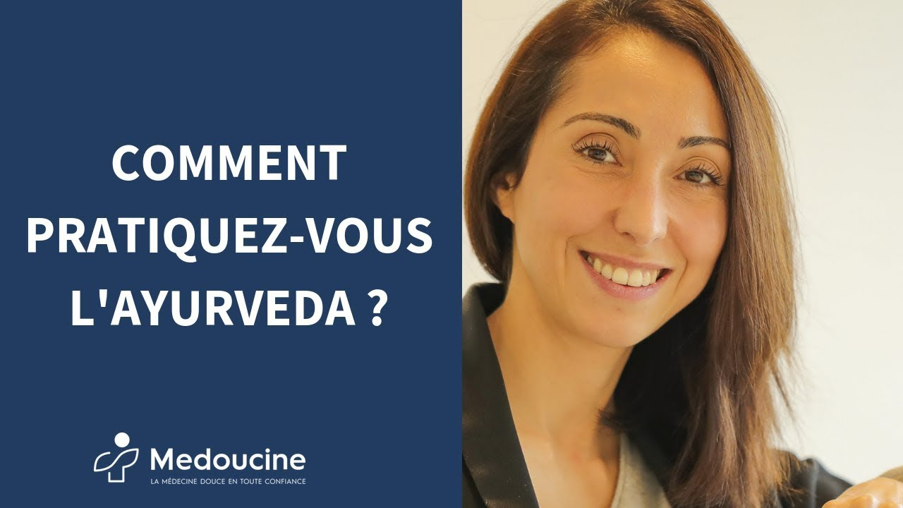 Amélie Clergue Caurès, comment pratiquez vous l'Ayurvéda ?