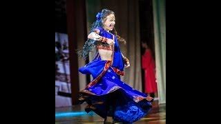 "Лейсан Хамадиева - танец ""Мани"""