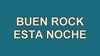 Rock And Roll Karaoke Mix Presumida, Polvora y Buen Rock Esta Noche
