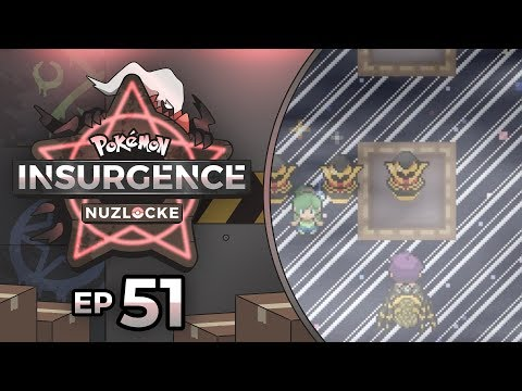 THE DISTORTION WORLDS! Pokemon Insurgence Nuzlocke Let's Play |  Episode 51