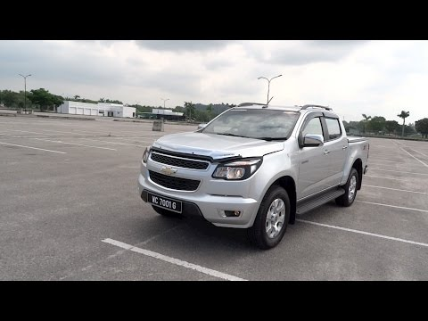 GoPro Drive 19 - 2014 Chevrolet Colorado 'Muscle Edition' 2.8 4X4 LTZ (Double Cab)