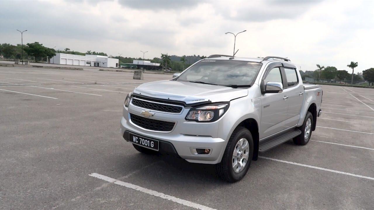 Kelebihan Chevrolet Colorado 2014 Murah Berkualitas