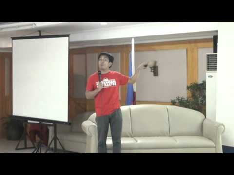 Filipino Motivational Speaker in Manila, Philippines Asian Keynote Speaker Lloyd Luna