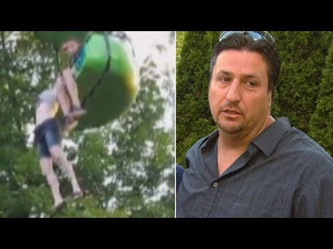 Thumbnail: Dad Who Rescued 14-Year-Old Who Fell From Six Flags Ride: 'We All Saved Her'