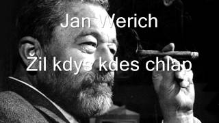 Jan Werich - Žil kdys kdes chlap