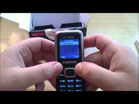 Samsung E1120 (Dotekománie)