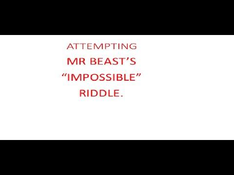 Attempting Mr Beats