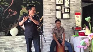 Ứng tác Nhạc Cụ - SÁO TRÚC GUITAR - NSUT Đinh Linh