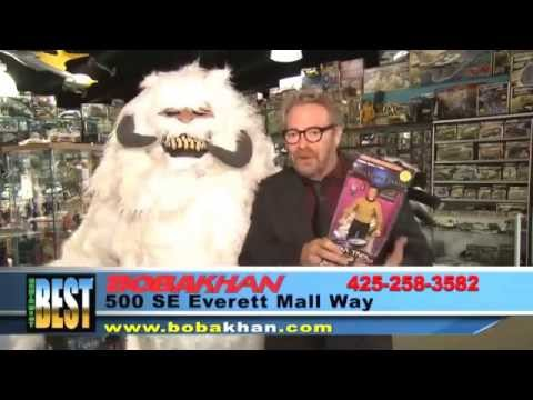 BobaKhan Toys Commercial 10/2015