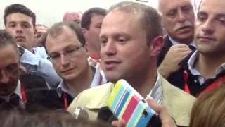 Joseph Muscat video(, 2013-03-10T14:10:31.000Z)