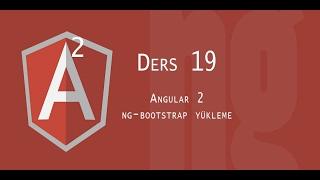 Angular 2 Dersleri | 19 ng-Bootstrap Install