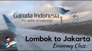 Gambar cover Pengalaman Terbang Bersama Pramugari Terbaik Dunia Garuda Indonesia 2018 | Lombok to Jakarta GA 431