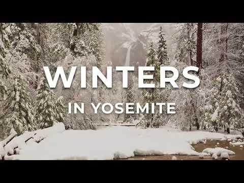 Winter Lodgings in Yosemite