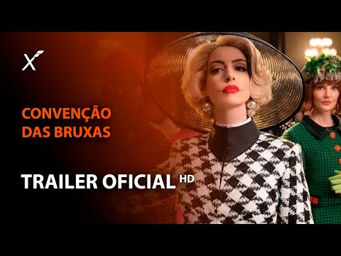 Convenção das Bruxas | Trailer Oficial (Legendado)