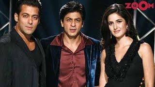 Shah Rukh Khan, Salman Khan & Katrina Kaif appointed by the government to promote Urdu
