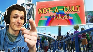 I Built a Cult-Recruitment Theme Park and It Worked (Planet Coaster)
