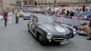 Mille Miglia 2015 - Full Highlights