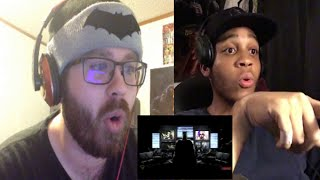 The batman ultimate fan trailer (2018) dual collab reaction!