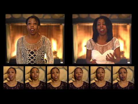 """O Holy Night"" - A Capella - One Woman Choir"