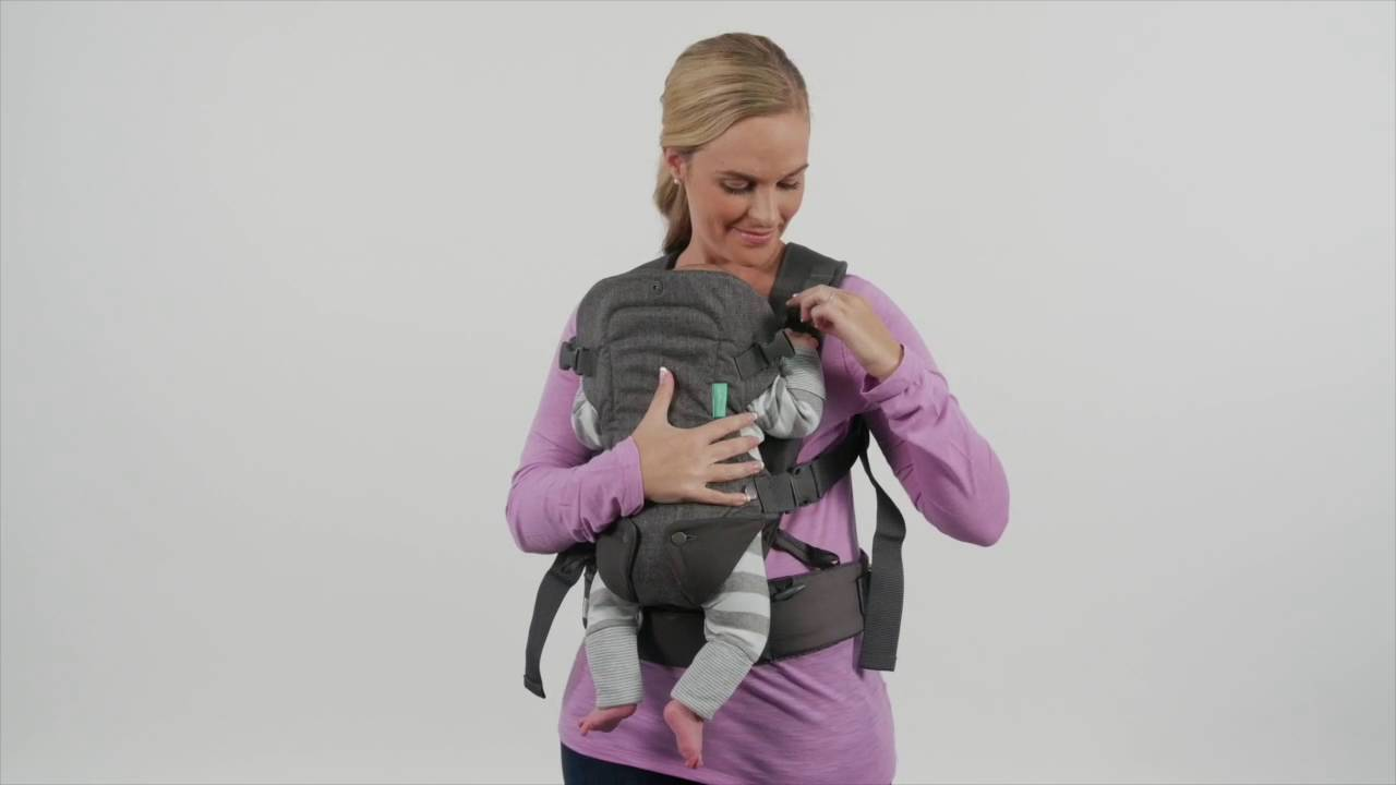 Infantino Flip Advanced 4 In 1 Convertible Carrier Youtube