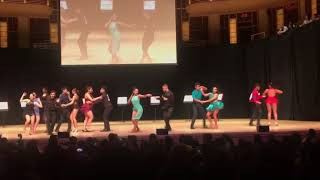 19th Annual MCPS Latin Dance Competition - / salsa division