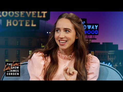 Zoe Kazan Grew Up In a Haunted House