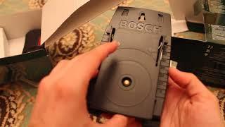 Распаковка и обзор-сравнение лазерных нивелиров Bosch PCL 20 и UniversalLevel 3