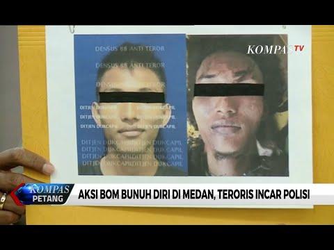 Ini Wajah Pelaku Bom Bunuh Diri Polrestabes Medan, Diduga Masih Mahasiswa