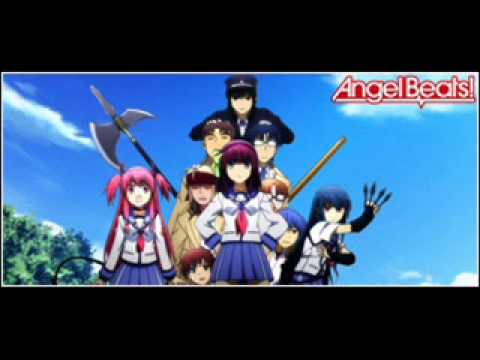 Angel Beats Ending Full Brave Song By Tada Aoi