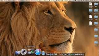 Laptop VIT M2420 Mac OS X Lion 10.7.4
