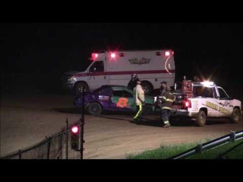 Butler Motor Speedway FWD Feature 8/5/17