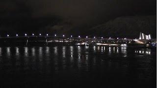 Hurtigruten Reise Tag 8: Im Schneesturm von Hammerfest bis Tromsø