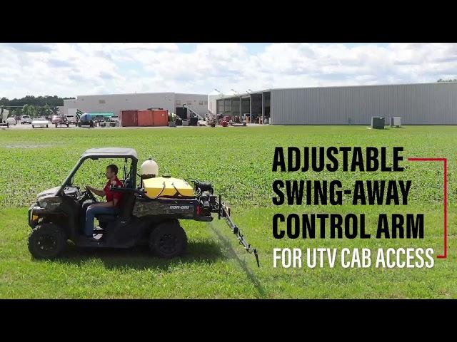 FS Manufacturing UTV Sprayer