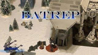 Legion - Batrep - Veers vs Han and Chewie!