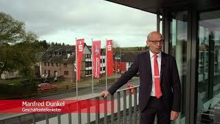 #EifelDreiTV Werbung - das neue Gebäude der Sparkasse Aachen in #Roetgen